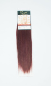 1st Lady 41cm Natural Euro Silky Straight Human Hair Weave Weft 100g