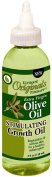 Ultimate Organic Therapy Extra Virgin Olive Oil Stimulating Growth Oil 120ml