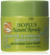 Isoplus Natural Remedy Olive Oil & Lanolin Contitioner, 120ml