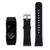 EEEKit Silicone Replacement Wrist Band Strap for Samsung Gear Fit 2 SM-R360