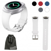 EEEKit for Samsung Gear S2 (SM r720 Version ONLY) Smart Watch, Silicone Watch Band Bracelet Strap