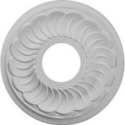 30cm OD x 9.2cm ID x 2.5cm P Blackthorne Ceiling Medallion