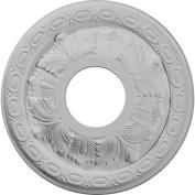 Ekena Millwork Leaf 29cm H x 29cm W x 2.9cm D Ceiling Medallion