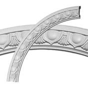 Ekena Millwork 60cm H x 60cm W x 5.1cm D Egg and Dart Ceiling Ring