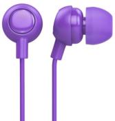 Ankit Royal Purple Berry Bud Earbud Headphones