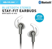 Sl Btae126733 Blutth Stay Fit Earbuds Ast Colours