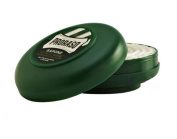 Proraso Shaving Soap with Eucalyptus Oil and Menthol - 70ml + Scunci Black Roller Pins, 18 Pcs
