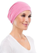 The Simple Softie Cap Headwear Headband Hair Loss Hypoallergenic Bamboo Viscose Fabric by Jon Renau Colour White