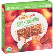 Happy Kid™ Apple + Cinnamon Fruit & Oat Bars 5-30ml Bars