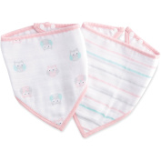 ideal baby by the makers of aden + anais Bandana Bibs, Owls