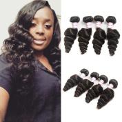 Peruvian Loose Wave Virgin Hair Bundle Deals Cheap Human Hair Pieces Mink Peruvian Hair 4 Bundles 100g/pc Natural Colour