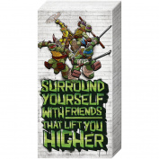 Ninja Turtles 'Surround' Inspirational Canvas