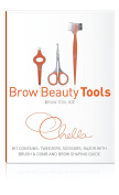 Chella Brow Tool Kit, 1 Count