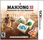 (Nintendo 3DS) Mahjong 3D Warriors Of The Emperor