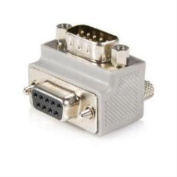 StarTech, Right Angle DB9 to DB9 Serial Cable Adaptor Type 1 - M/F