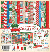 Carta Bella Paper Company a Very Merry Christmas Collection Kit