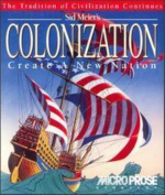Sid Meier's Colonisation - Create a New Nation Used Condition
