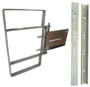 31TT59 Adjustable Safety Gate, 48cm to 50cm - 1.3cm
