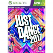 Just Dance 2017 (Xbox 360) Ubisoft, 887256023010
