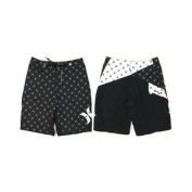 Hurley One & Only Black Print Boardshorts