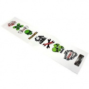 Madd Gear Scooter Sticker Strip 1