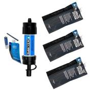 Set Sawyer Mini Water Filter + Hydration Pack