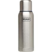 Stanley Adventure 1l Vacuum Unisex Accessory Flask - Steel One Size