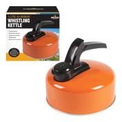 Milestone Camping Aluminium Kettle - Orange 1 Litres Colour