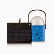 Philips Solar Lantern Led Powered Light Lamp Indoor Lights Power Phone Charger