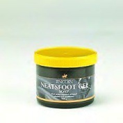 Lincoln Neatsfoot Gel Soap - 400g - Horse Equestrian Tack