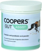 Msd Animal Health Coopers Gut Assist 500g Horse Equine Digestion Health Suppleme
