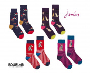 Joules Brilliant Bamboo Ankle Socks -