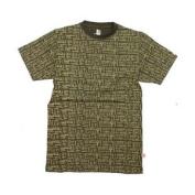Duffs Mens Logo Pattern S/s T-shirt. Duffs T Shirt Mens T Shirt . Rrp
