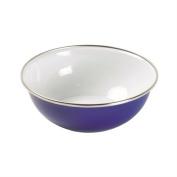 Easy Camp Enamel Bowl Blue - 550ml