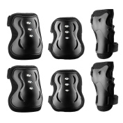 Protective Gear Omorc Professional Outdoor Sports Knee Pads Elbow Pads Wrist ...
