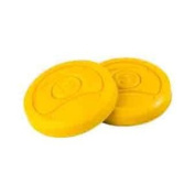 Sector 9 Replacement 9 Ball Pucks Yellow Sps131
