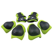 Knee Pads, Elbow Pads Wrist Guards [upgraded Vistion 2.0] Protective Gear Set Fo