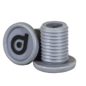 District S-series Be15s Bar Ends Steel Bars Grey