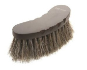 Hyshine Deluxe Half Round Horse Pony Grooming Brush With Horse Hair 10489