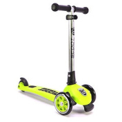 Scoot And Ride Highwaykick 3 (kids Adjustable 3 Wheel Scooter Toy) - Lime