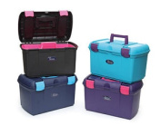 Shires Two Tone Tack Box Grooming Box Robust ***all Colours***