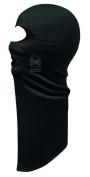 Buff Wool Balaclava Buff - Black, Adult/one Size