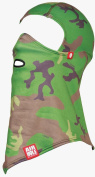 Green Camouflage Neck Tube Brown Skiing Mask Snood Base Layer Snow Boarding Hat