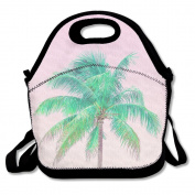 QIFAN Love Tree Autumn Bag Lunch Bags Bags Travelling Bag Picnic Bag Storage Bag Backpack For Children Diagonal Bag Handbag