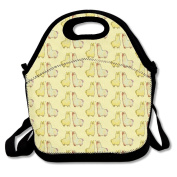 Adorable Love Lunch Bag Adjustable Strap