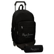 Pepe Jeans School Backpack, Black (black) - 66824M1