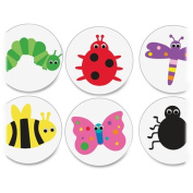 Hygloss Products Bugs Classroom Accents – Creative Teaching Resources – 15cm , 30 Pack
