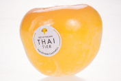 THAI TIER Peach 3D SPA Soap Best Natural Fancy FRUIT Scent Look Handmade gift