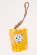 THAI TIER Corn 3D SPA Soap Best Natural FRUIT Scent Look Handmade gift