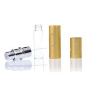 Ecosin Portable Spray Bottle New Style 6ML Empty Refillable Perfume Atomizer Bottle For Spray Pump Travel
